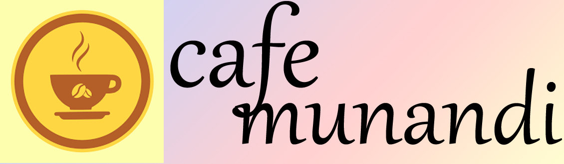 Cafemunandi is your haunt of coffee